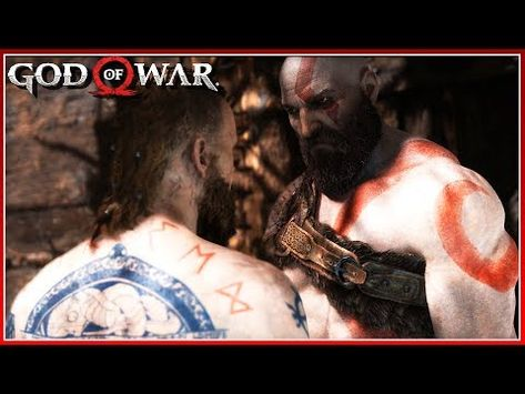 Ps4 God Of War Gameplay Walkthrough Part 1 Of The God Of War