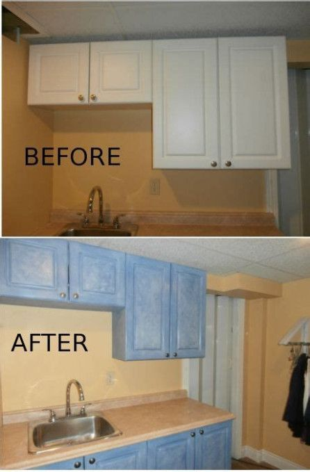 Painting Formica Cabinets