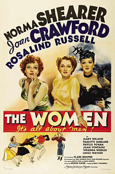 The Women Classic Movie Posters Wall Art Framed — MUSEUM OUTLETS. Giclee print and framed in USA.