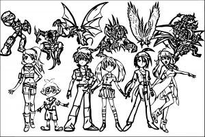 Pin By Wecoloringpage Coloring Pages On Wecoloringpage Bakugan Battle Brawlers Coloring Pages Scripture Coloring