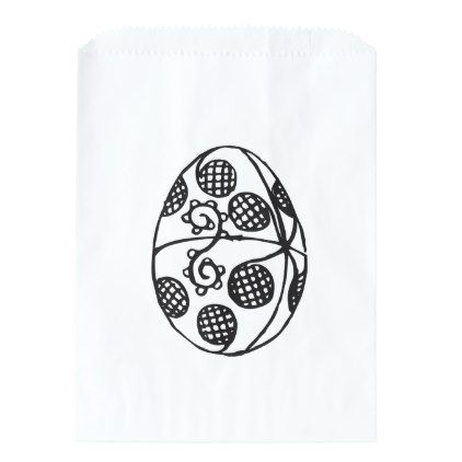 Color your own hand drawn easter egg drawing 2 favor bag favor color your own hand drawn easter egg drawing 2 favor bag favor bags hand drawn and favors negle Gallery