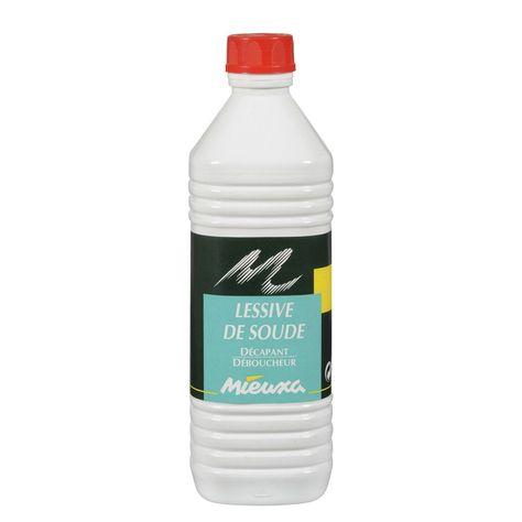 Lessive De Soude Liquide Mieuxa 1 L Lessive De Soude Huile De