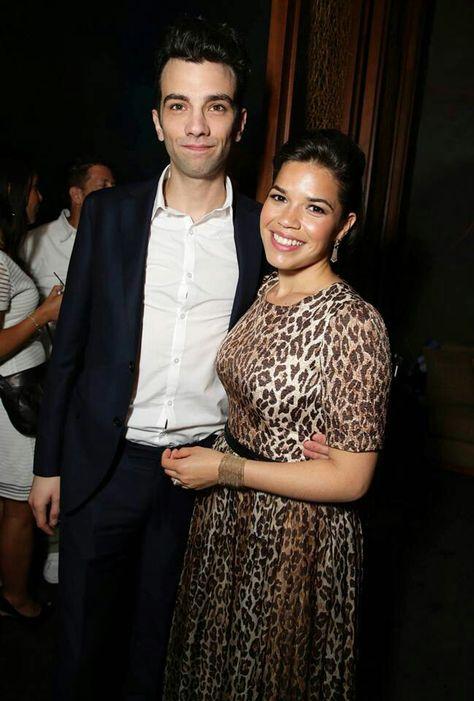 jay baruchel and america ferrera dating