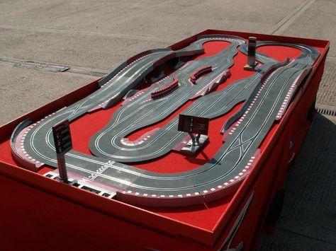 SCX Digital Track for Slot Car Festival - SlotForum I like