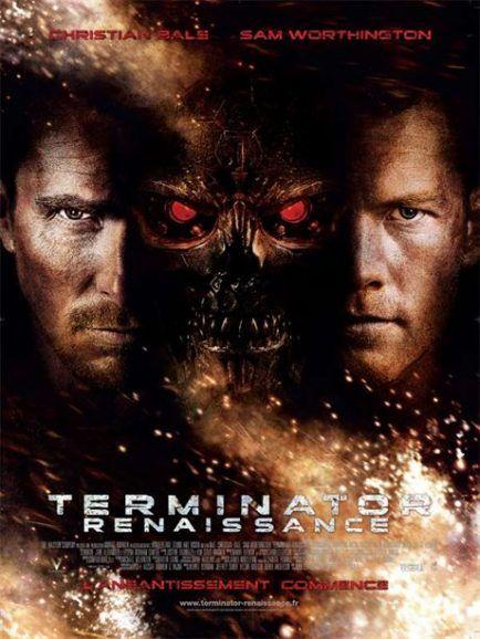 Telecharger Le Film Terminator Renaissance Gratuitement Film Terminator Renaissance Film Science Fiction