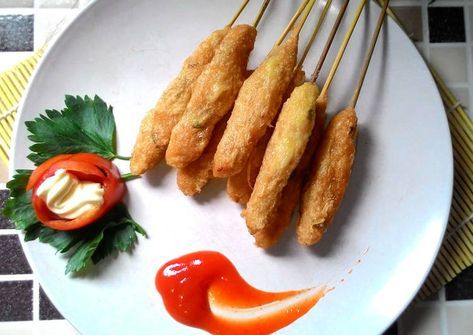 Resep Sempol Ayam Keju Jajanan Khas Malang Oleh Dapur Adis Resep Resep Makanan Dan Minuman Ide Makanan