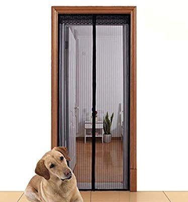 Aloudy Magnetic Screen Door Fits Doors Up To 36 Quot X 98 Quot