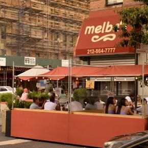 Dineout Nyc Rockwell Group In 2020 Times Square New York Cafe New York Harlem Restaurants