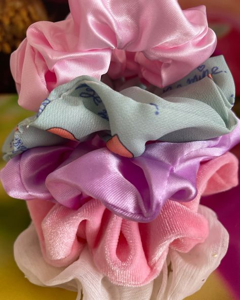 They are even more beautiful in real life, so dont hesitate to order, cuz scrucnhies are limited! Enjoy shopping🛍 #scrunchies #smallbusinessowner #stickershop #scrunchiesdiy #scrunchiesareback #smallbusinesstips #girlboss #femaleowner #challange2021