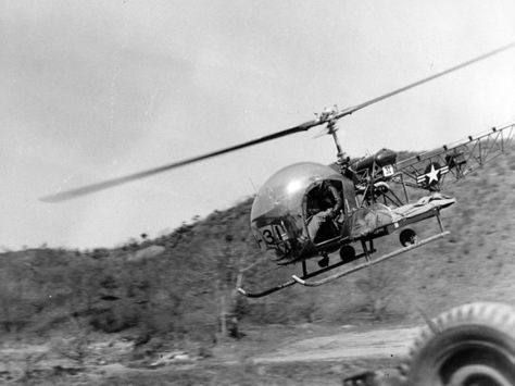 The was a two-seat light utility helicopter used by the US Army and Marine Corps during the Korean War