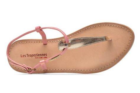 Sandales et nu-pieds Narvil Les Tropéziennes par M Belarbi vue haut