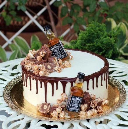 How To Make A Drip Cake To Wow The Party Birthday Cake