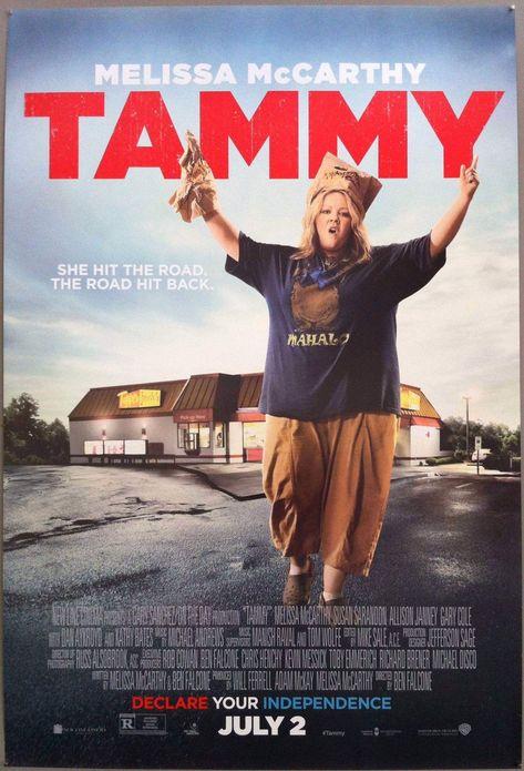 Tammy - 27x41 / U.S.A, 2014