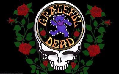 Flags 43533: Grateful Dead 3X5 Flag Solar Usa Jeffy Jerry Garcia