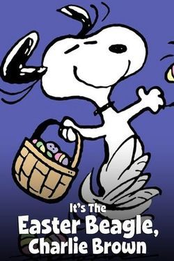 It S The Easter Beagle Charlie Brown Cinema Tv In 2019
