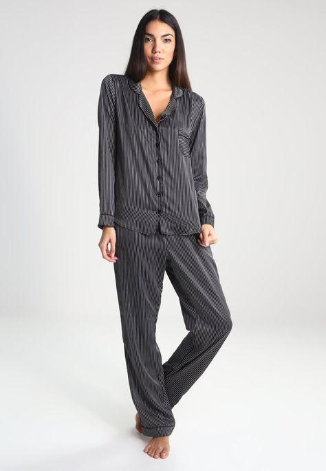 Haz clic para ver los detalles. Envíos gratis a toda España. Hunkemöller  Pantalón de pijama black  Hunkemöller Pantalón de pijama black Ofertas ... f3800109900ed