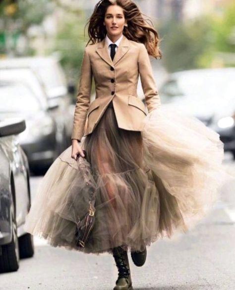 S0020 Fashion Skirt, Street Style Skirt,A-Line Skirt,Spring Autumn Skirt ,Long Skirt