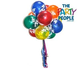 Melbourne cup ideas on pinterest melbourne cup balloon for Cup decorating ideas