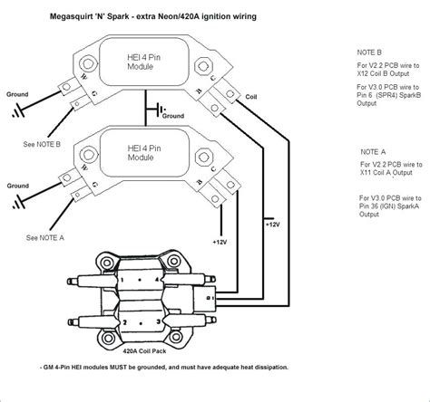 Gm Hei Distributor And Coil Wiring Diagram Yahoo Image Search Results