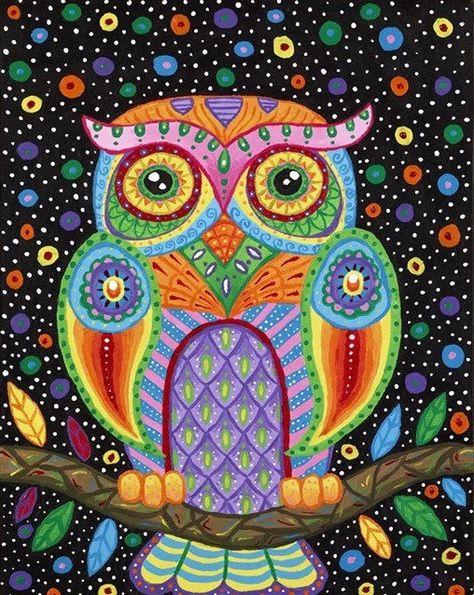 NEW moneyDIY Diamond Painting Animal Cute Owl round Mosaic Cross Stitch Diamont Embroidery Crsfts Wall Sticker Decoration
