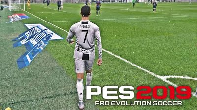 PES 2019 Mobile New Patch Android 1 2GB [ All original Logos and