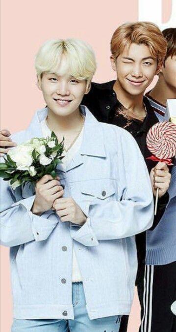 ☆ NamGi ☆*°|| BTS Suga/ Yoongi and RM Namjoon