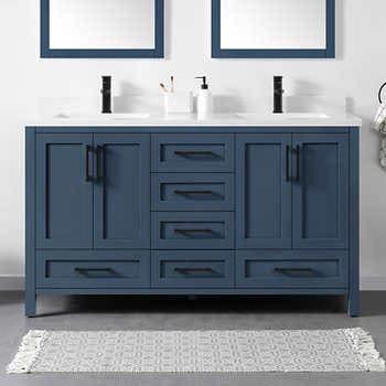 Bath Vanities Vanity Double Sink