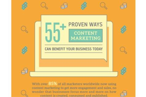 How can you improve your #branding efforts through #ContentMarketing? Click the pin to find out! #BrandManagement