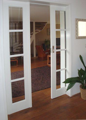 Beautiful Schuifdeuren Woonkamer Maken Pictures - House Design Ideas ...