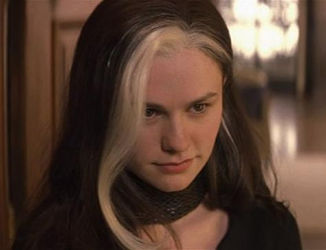 I really want to dye my hair like Rogue in X,Men. I\u0027d