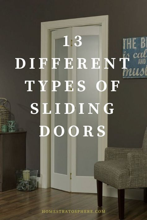 13 Different Types Of Sliding Doors Sliding Doors Interior Doors Interior Home Decor