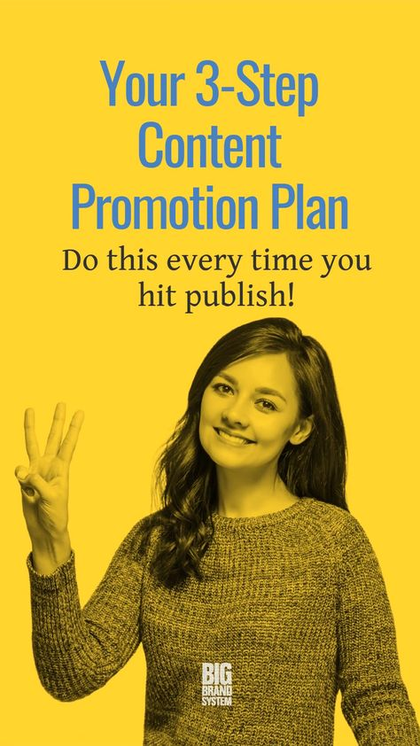 Create a Content Plan for Business