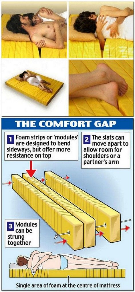 Modular Love Mattress Made Flexible For Cuddly S Ing Bliss Pinterest And Stuffing