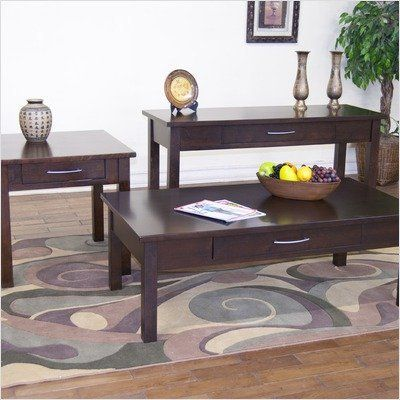 Bundle 66 Banning Coffee Table Set (4 Pieces) By Wildon Home. $1075.96.  [***INCLUDED IN THIS SET: (1)Banning Coffee Table, (1)Banning Console Tableu2026