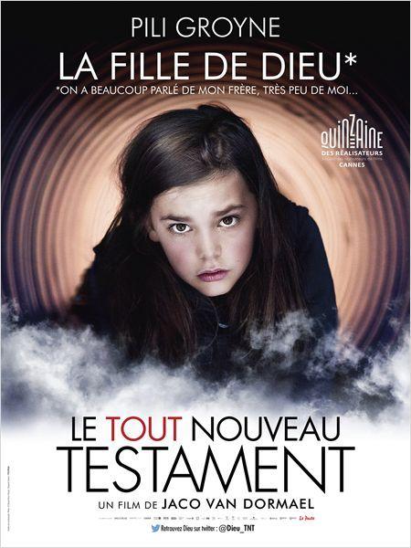 Le Tout Nouveau Testament Affiche Cinema Posters Movie Posters About Time Movie
