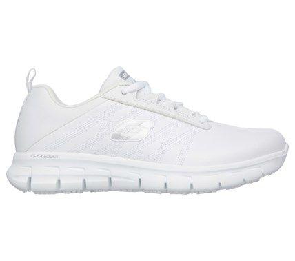 Women's Sure Track Erath Memory Foam Slip Resistant Sneaker