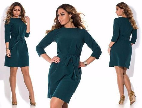 Ladies Sexy Dresses, Women Plus Size Dresses, Brown, Beige, Green, Size L-6XL