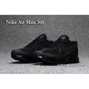Men Nike Air Max 360 Running Shoes KPU SKU:62965 206 2019