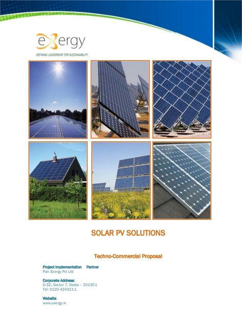 Solar Roof Top Project Proposal Delhi 1 638 Jpg 638 826 Solar Roof Project Proposal Solar
