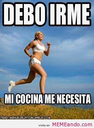 Meme Mujer Cocina Memes Feministas Memes El Humor