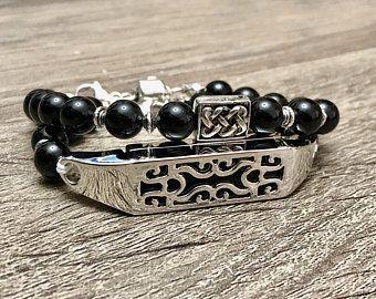 fitbit flex 2 bracelet argent
