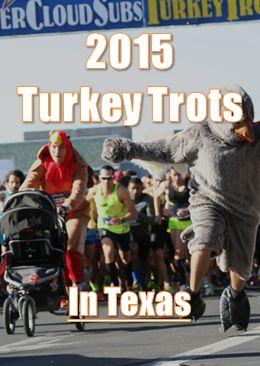 2015 Turkey Trots in Texas