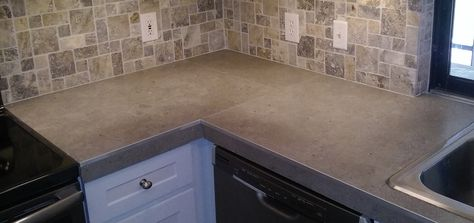 Is This The Best Countertop For A Rental Countertops Tile