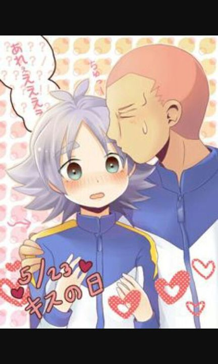 Inazuma Eleven Someoka X Fubuki With Images Eleventh