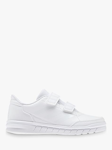 adidas Junior Alta Sport CF K Rip Tape Trainers | Trainers