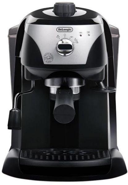 ماكينة صنع اسبرسو وقهوة Ec221 من ديلونجي 1 4 لتر Espresso Coffee Machine Espresso Maker Coffee And Espresso Maker