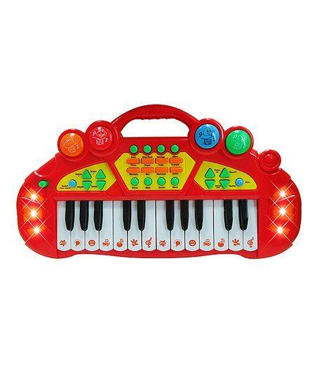 This animal-sounds keyboard ensures plenty of music making