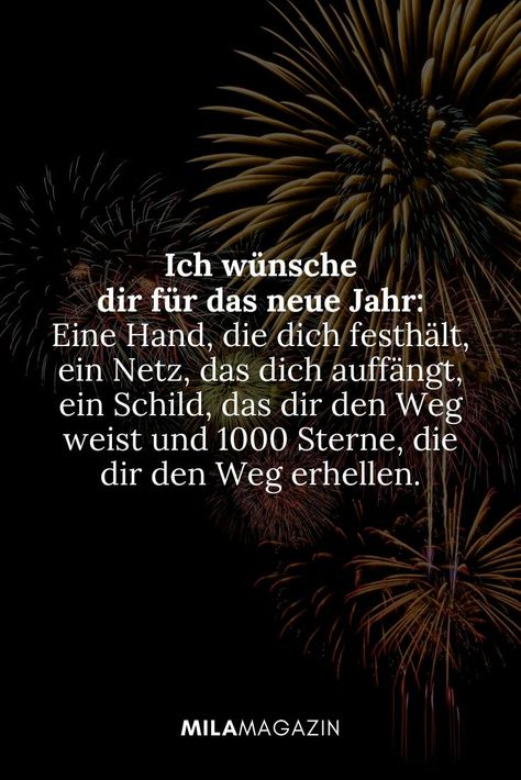 51 originelle Neujahrswünsche, um 2020 willkommen zu heißen!