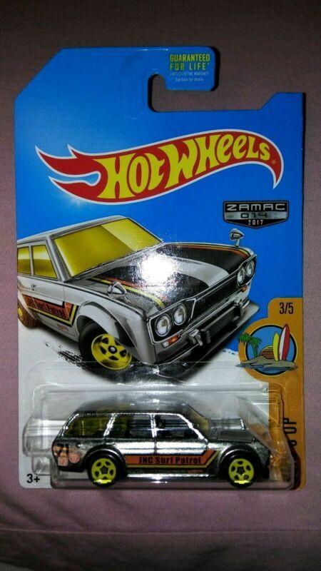 Hot Wheels Zamac 71 Datsun Bluebird 510