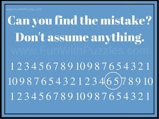 Can You Spot The Mistake Picture Puzzles Mistakes Spots